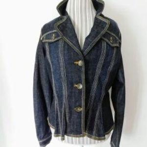 boom boom jeans Womens Jacket